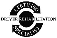 Certified driver rehab specialist